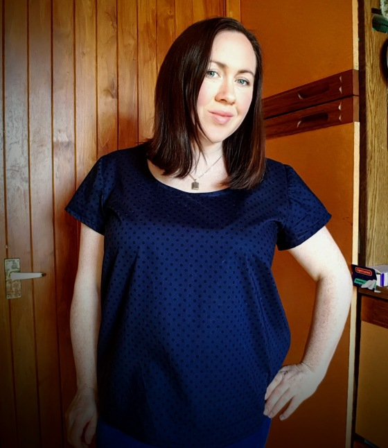 Scout tee and the return of my sewing mojo
